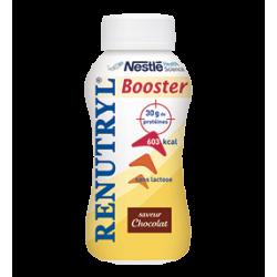 RENUTRYL BOOSTER Chocolat - 4 Bouteilles de 300ml