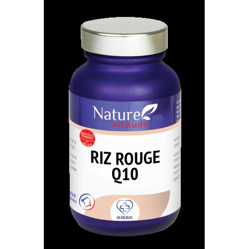 NATURE ATTITUDE Riz Rouge Q10 - 30 gélules