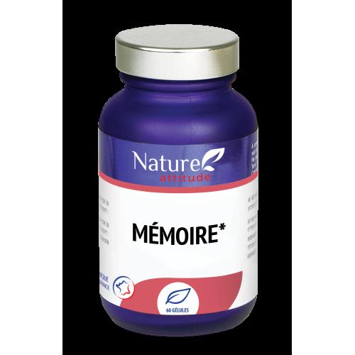 NATURE ATTITUDE Mémoire - 60 gélules