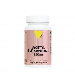 VITALL+ ACETYL L-CARNITINE 250mg - 60 Gélules