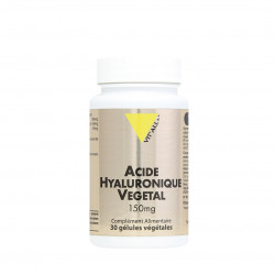VITALL+ ACIDE HYALURONIQUE VEGETAL 150mg - 30 Comprimés