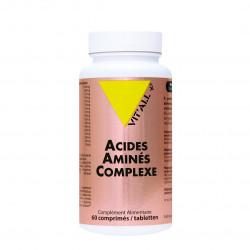 VITALL+ ACIDES AMINES COMPLEXE - 60 Comprimés