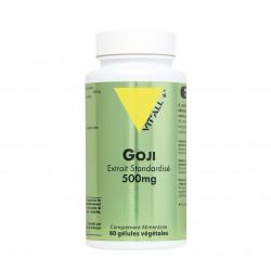 VITALL+ GOJI 500mg Extrait Standardisé - 80 Comprimés