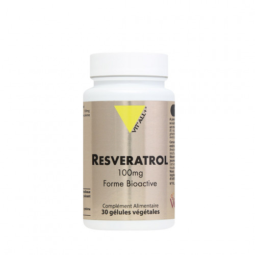 VITALL+ RESVERATROL 100mg - 30 Gélules