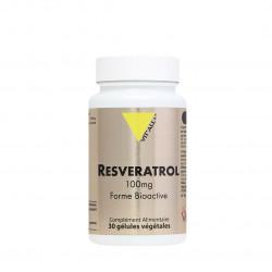 VITALL+ RESVERATROL 100mg - 60 Gélules