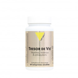 VITALL+ TRESOR DE VIE - 30 Comprimés