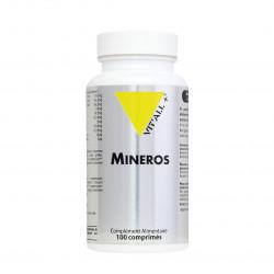 VITALL+ MINEROS - 100 Comprimés