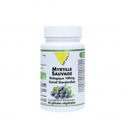 VITALL+ MYRTILLE SAUVAGE Biologique 100mg - 60 Gélules