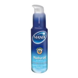 MANIX GEL LUBRIFIANT INTIME Natural 100ml