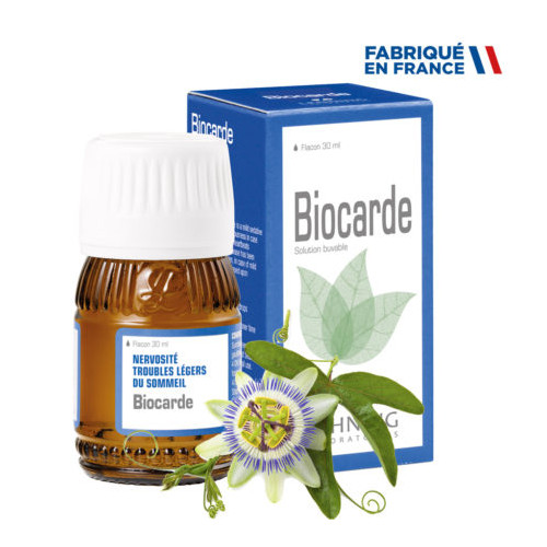 LEHNING BIOCARDE - Solution Buvable 30ml