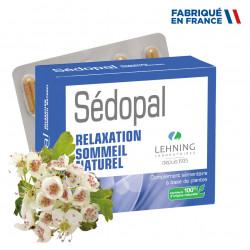 LEHNING SÉDOPAL Relaxation Sommeil - 40 Gélules