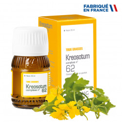 LEHNING KREOSOTUM COMPLEXE N°62 - Solution buvable 30ml