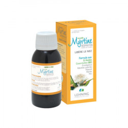 LEHNING MYRTINE RESPIRATION - Solution pour Inhalation 90ml