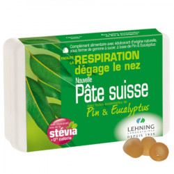 LEHNING PÂTE SUISSE PIN-EUCALYPTUS 50g