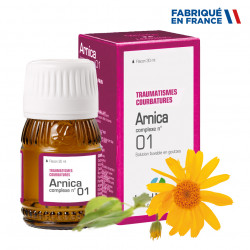 LEHNING ARNICA COMPLEXE N°01 - Solution buvable 30ml