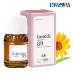 LEHNING CALENDULA COMPLEXE N°89 - Solution buvable 30ml