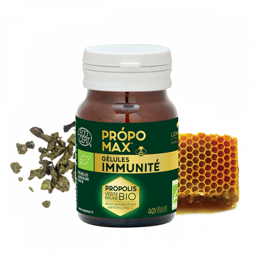PROPOMAX IMMUNITE - 40 Gélules