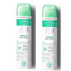 SVR SPIRIAL Spray Végétal 2x75ml