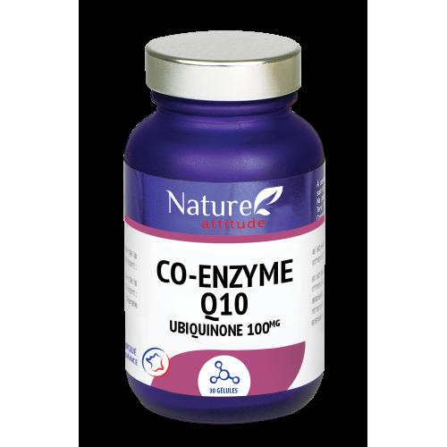 NATURE ATTITUDE Co-Enzyme Q10 - 30 gélules