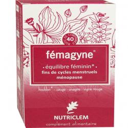 FEMAGYNE EQUILIBRE FEMININ 40 Comprimes
