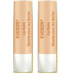 WELEDA EVERON Stick Lèvres - Lot de 2x4g