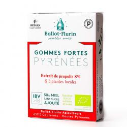BALLOT FLURIN GOMMES FORTES PYRENEES Extrait Propolis 8% - 30g