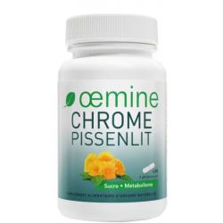OEMINE CHROME PISSENLIT - 60 Gélules