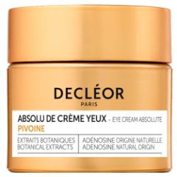 DECLEOR ABSOLU CREME YEUX Pivoine 15ml