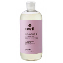 AVRIL GEL DOUCHE Lavande Fruitée 500ml