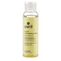 AVRIL HUILE DEMAQUILLANTE Bio 100ml