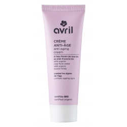 AVRIL CREME ANTI-AGE Bio 50ml