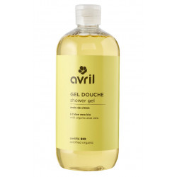 AVRIL GEL DOUCHE ZESTE DE CITRON Bio 500ml