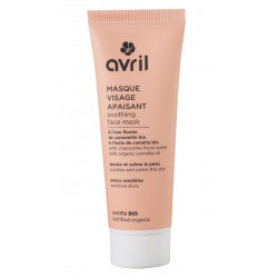 AVRIL MASQUE APAISANT VISAGE Bio 50ml