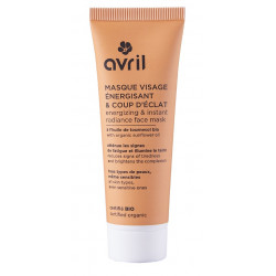 AVRIL MASQUE ENERGISANT VISAGE 50ml