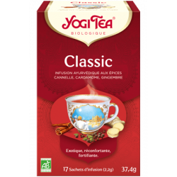 YOGI TEA Classic - 17 Sachets