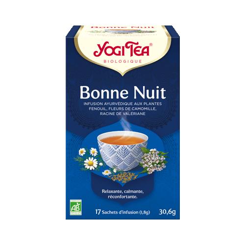 YOGI TEA Bonne Nuit - 17 sachets