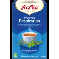 YOGI TEA Profonde Respiration - 17 sachets