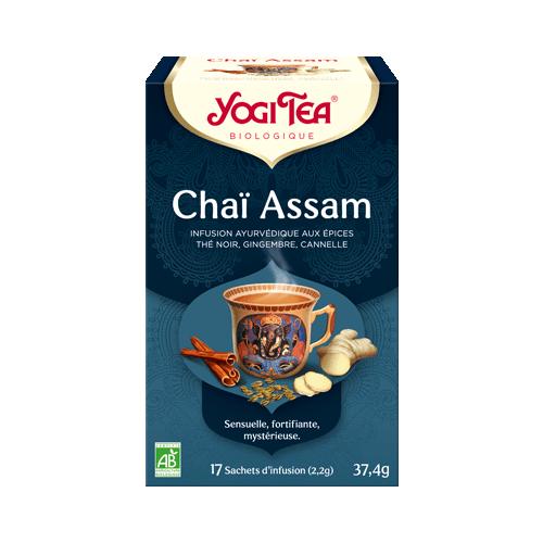 YOGI TEA Chaï Assam - 17 sachets