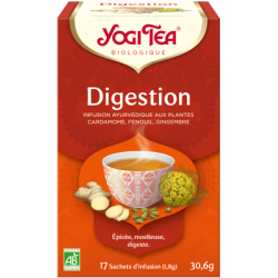 YOGI TEA Digestion - 17 sachets