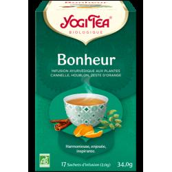 YOGI TEA Bonheur - 17 sachets