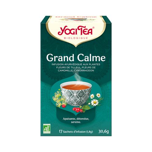 YOGI TEA Grand Calme - 17 sachets