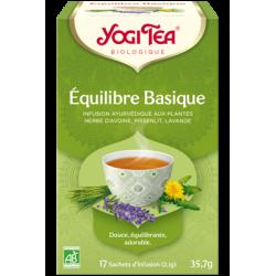 YOGI TEA Equilibre Basique Bio - 17 sachets