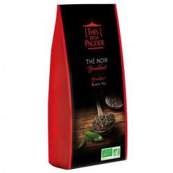 THES DE LA PAGODE Thé Noir Breakfast 100 g