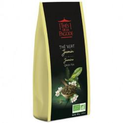 THES DE LA PAGODE Thé Vert Jasmin 100 g