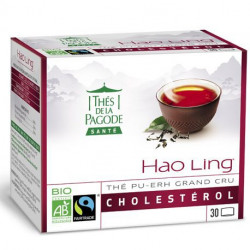 THES DE LA PAGODE Hao Ling 30 infusettes