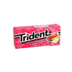 TRIDENT Melon - 10 Chewing Gums