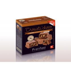 PROTIFAST Barre Crousti Choco 7 barres