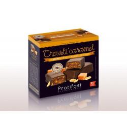 PROTIFAST Barre Crousti Caramel 7 barres