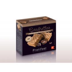 PROTIFAST Gaufrettes Cafe Moka 4x2
