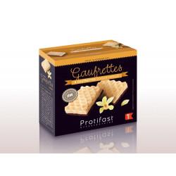 PROTIFAST Gaufrettes Vanille 4x2